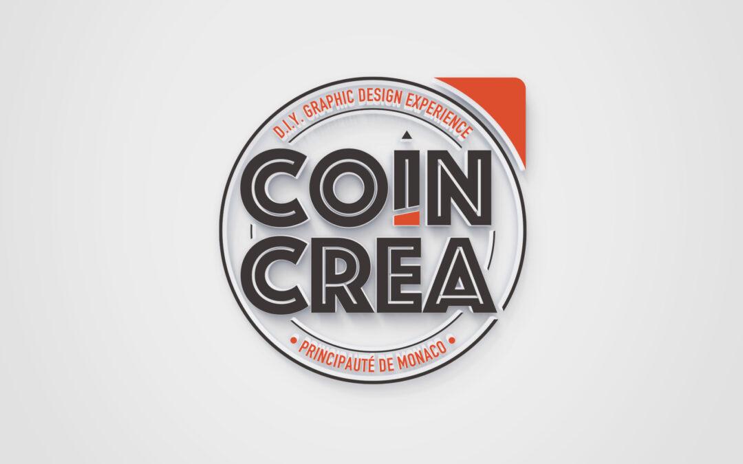 Coin Créa • Logo • Identité visuelle