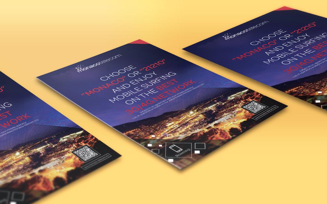 Monaco Telecom • Roaming 3G/4G