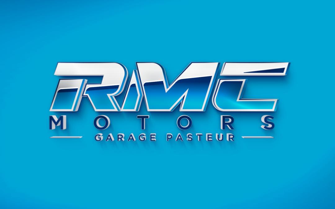 RMC Motors • Logo