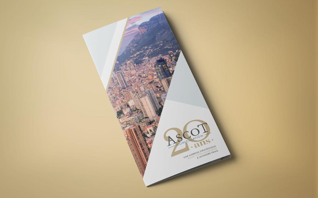 AscoT Domiciliation • Flyer