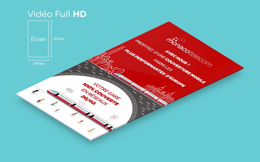 Monaco Telecom • Vidéo Couverture 4G
