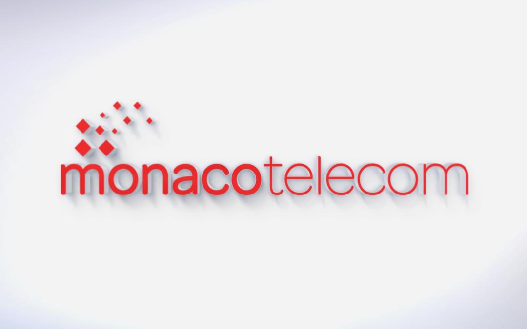 Monaco Telecom • Logo