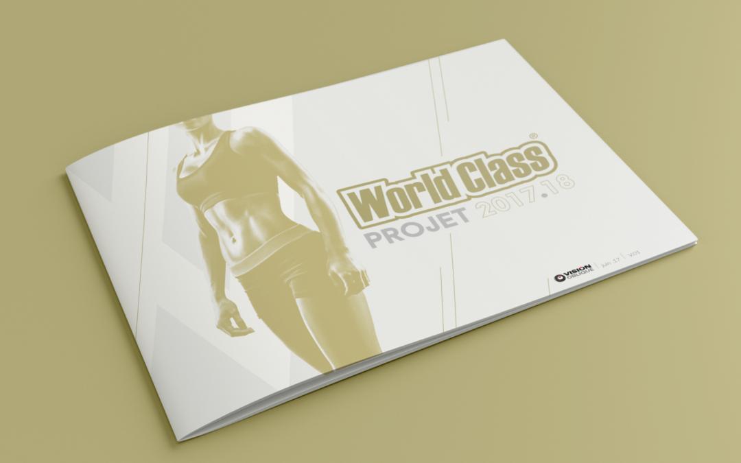 World Class • Dossier Communication globale