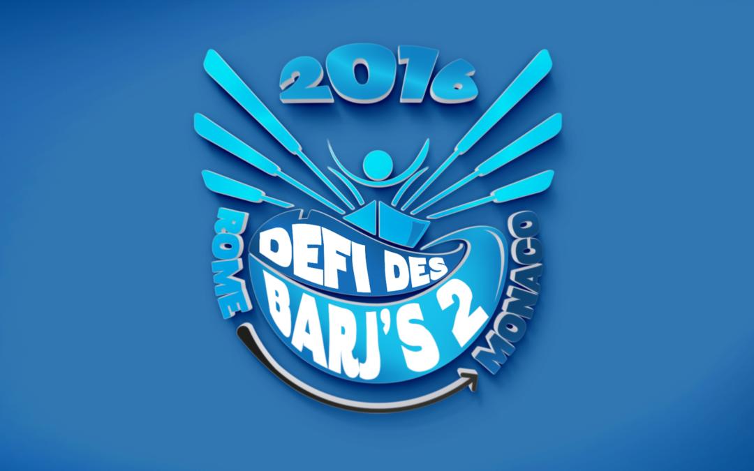 Défi des Barj's • Logo