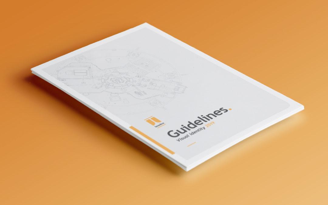 Imodco • Charte Graphique • Guidelines 2019