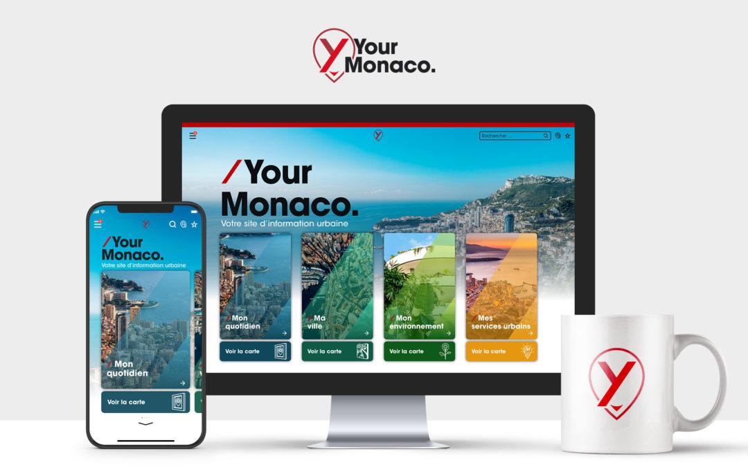 Gouvernement • Your Monaco Webapp Prototype